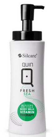 Latte corpo Fresh Sea - Silcare Quin Vitamin Therapy Body Milk — foto N1