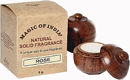 "Profumi e cosmetici Crema-profumo naturale ""Rose"" - Shamasa"