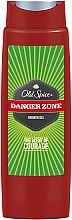 Profumi e cosmetici Gel doccia - Old Spice Danger Zone Shower Gel