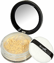 Profumi e cosmetici Cipria traslucida - Barry M Ready Set Smooth Banana Powder