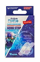 Profumi e cosmetici Cerotti impermeabili - Ntrade Active Plast First Aid Waterproof Plasters