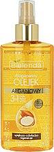 Profumi e cosmetici Olio di argan 3 in 1 - Bielenda Drogocenny Olejek