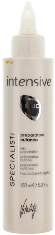 Lozione peeling per capelli - Vitality's Kleoderma Aqua Skin Preparation