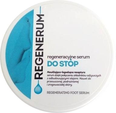 Siero rivitalizzante per piedi - Aflofarm Regenerum Serum