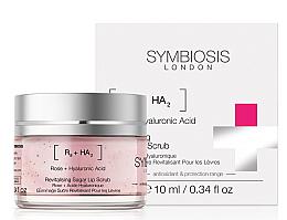 Profumi e cosmetici Scrub labbra allo zucchero - Symbiosis London Revitalising Sugar Lip Scrub