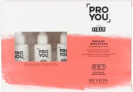 Profumi e cosmetici Booster riparatore per capelli danneggiati - Revlon Professional Pro You Fixer Repair Boosters