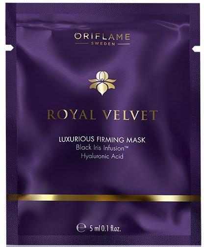 """Maschera viso rassodante """"Royal Velvet"""" - Oriflame Royal Velvet Firming Face Mask"""