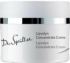 Profumi e cosmetici Crema nutriente per pelli secche - Dr. Spiller Lipodyn Concentrate Cream
