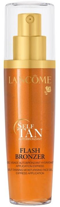 Abbronzante viso - Lancome Flash Bronzer Self Tanning Face Gel — foto N1