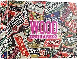 Profumi e cosmetici Dsquared2 Wood Pour Femme - Set (edt/100ml + edt/10ml + sh/gel/150ml)