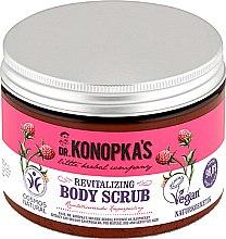 Profumi e cosmetici Scrub corpo rivitalizzante - Dr. Konopka's Revitalizing Body Scrub