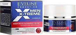 Profumi e cosmetici Crema intensiva antirughe - Eveline Cosmetics Men Extreme Anti-Age Cream