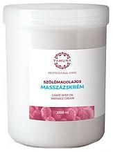 """Profumi e cosmetici Crema da massaggio """"Olio di semi d'uva"""" - Yamuna Massage Cream"""