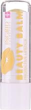 Profumi e cosmetici Balsamo protettivo per labbra - Ingrid Cosmetics Beauty Balm Protective Lipstick (Frutti esotici)