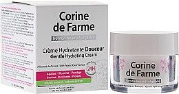 Profumi e cosmetici Crema idratante pelle secca e sensibile - Corine de Farme