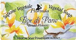 "Profumi e cosmetici Sapone naturale ""Fiori di pane"" - Florinda Sapone Vegetale Vegetal Soap Bread Flowers"