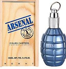 Profumi e cosmetici Gilles Cantuel Arsenal Blue - Eau de Parfum
