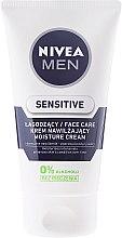 Crema dopobarba per pelle sensibile - Nivea For Men Sensitive Moisture Cream — foto N2