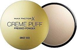 Profumi e cosmetici Cipria compatta (senza spugna) - Max Factor Creme Puff Pressed Powder