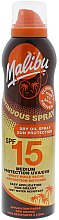 Profumi e cosmetici Olio corpo SPF 15 - Malibu Continuous Dry Oil Spray SPF 15