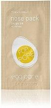 Profumi e cosmetici Cerotti per purifcare i punti neri del naso - Tony Moly Egg Pore Nose Pack