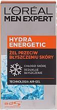 Profumi e cosmetici Gel detergente idratante - L'Oreal Paris Men Expert Hydra Energetic