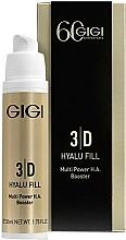 Profumi e cosmetici Crema filler viso - Gigi 3D Hyalu Fill Multi Power H.A. Booster