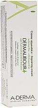 Profumi e cosmetici Crema antibatterica con estratto di avena Realba - A-Derma Dermalibour+ Creme