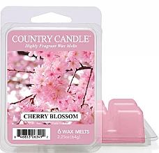 Profumi e cosmetici Cera per lampada aromatica - Country Candle Cherry Blossom Wax Melts