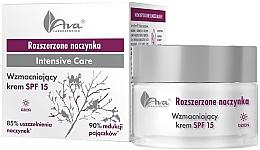 Profumi e cosmetici Crema viso con filtro SPF 15 - Ava Laboratorium Extended Capillaries Cream