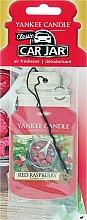 Profumi e cosmetici Profumo per auto - Yankee Candle Car Jar Red Raspberry