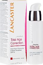 Profumi e cosmetici Correttore viso - Lancaster Total Age Correction Amplified Dark Spot Corrector