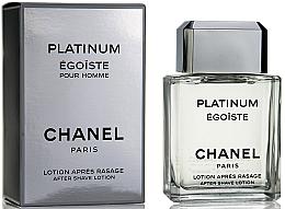 Profumi e cosmetici Chanel Egoiste Platinum - Lozione dopobarba