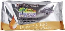"""Profumi e cosmetici Sapone di Marsiglia """"Miele dolce"""" - Ma Provence Marseille Soap"""
