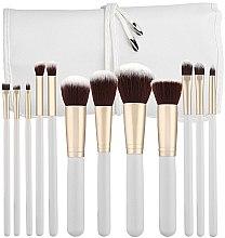 Profumi e cosmetici Set di pennelli professionali per trucco, 12 pezzi - Tools For Beauty