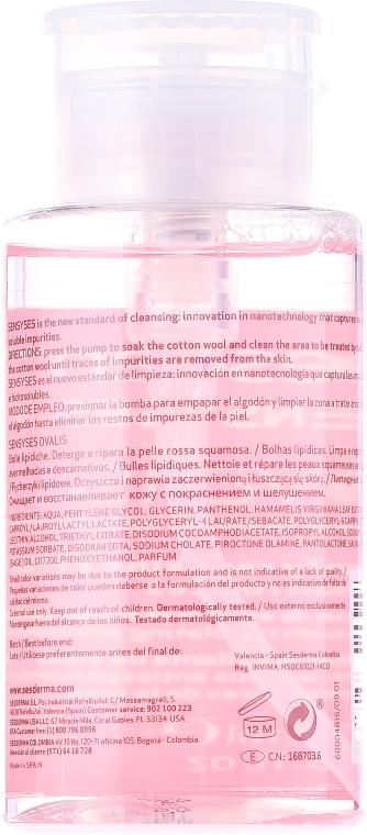Lozione detergente con liposomi per viso - SesDerma Laboratories Sensyses Ovalis Cleanser — foto N2