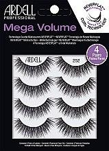 Profumi e cosmetici Ciglia finte - Ardell Mega Volume 252