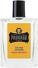 Profumi e cosmetici Proraso Wood and Spice - Colonia