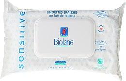 Profumi e cosmetici Salviette per bambini per pelli sensibili - Biolane Baby Napkins Sensitive