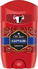 Profumi e cosmetici Deodorante stick - Old Spice Captain Stick