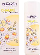 Profumi e cosmetici Shampoo per capelli - Eugene Perma Keranove Camomile Shampoo