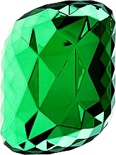 Profumi e cosmetici Spazzola per capelli, verde - Twish Spiky Hair Brush Model 4 Diamond Green