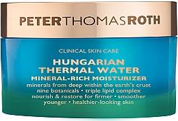 Profumi e cosmetici Crema viso idratante - Peter Thomas Roth Hungarian Thermal Water Mineral-Rich Moisturizer