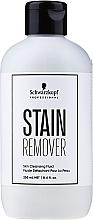 Profumi e cosmetici Fluido detergente e smacchiatore dopo tintura capelli - Schwarzkopf Professional Color Enablers Stain Remover Skin Cleansing Fluid