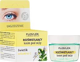Profumi e cosmetici Crema contorno occhi alla vitamina C - Floslek
