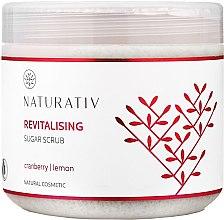 Profumi e cosmetici Scrub rivitalizzante - Naturativ Revitalising Body Sugar Scrub