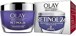 Profumi e cosmetici Crema idratante, da notte - Olay Regenerist Retinol24 Cream Night Moisturiser
