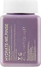 Profumi e cosmetici Condizionante per capelli intensamente idratare - Kevin.Murphy Hydrate-Me Rinse Conditioner (mini)