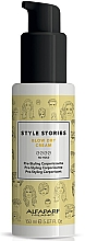 Profumi e cosmetici Crema levigante per capelli - Alfaparf Milano Style Stories Blow Dry Cream