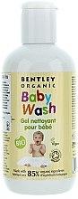 Profumi e cosmetici §Lozione detergente per capelli e corpo, bambini - Bentley Organic Baby Wash